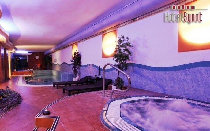 Slovácko v hotelu Synot s polopenzí a neomezeným aquacentrem - až do října