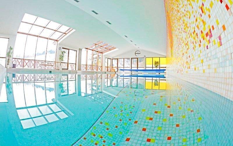 Pieniny: Penzion San André *** u ski parku s polopenzí, bazénem a aktivitami